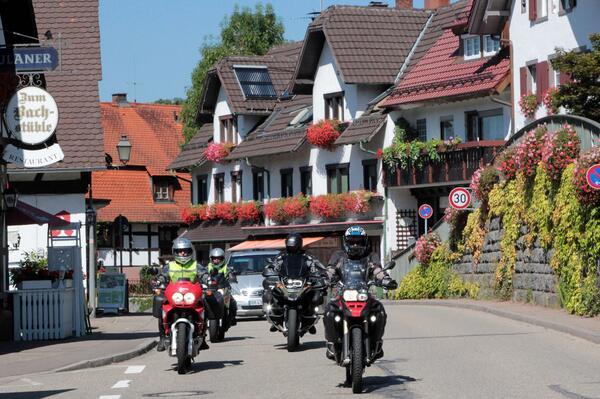 Ortenau - Winzerkurven