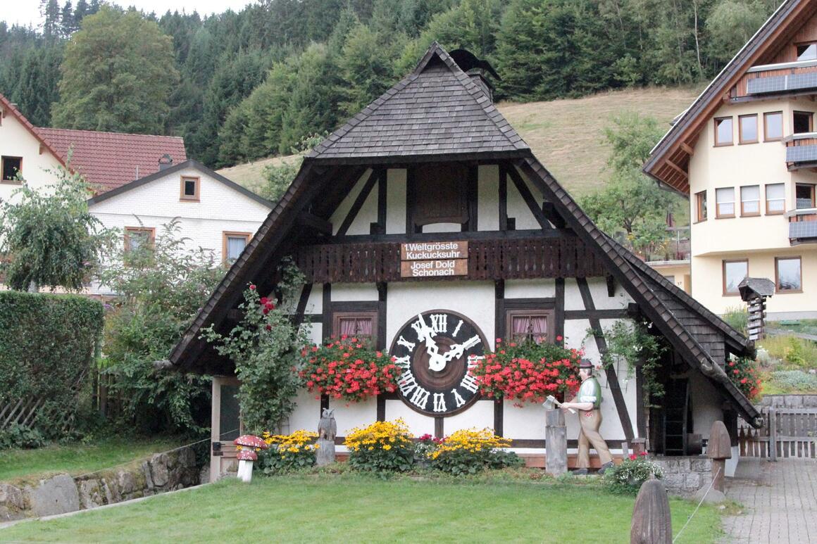 Schwarzwald Mitte - Kuckuckstour