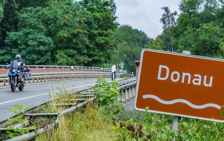 Über 7 Brücken nach Garmisch