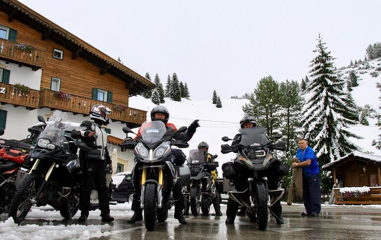 Alpentour 2017